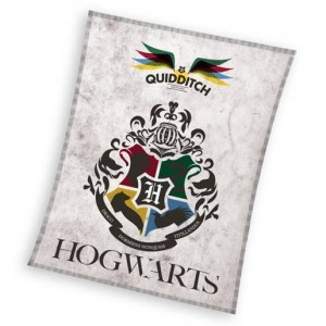 Koc polarowy Harry Potter 130x170